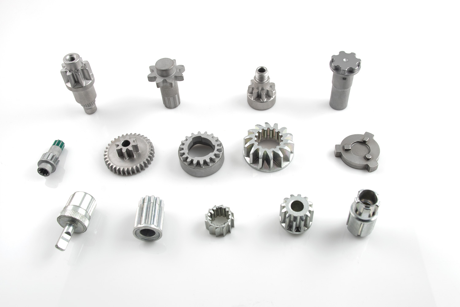 Gear Profile Cold Formed Parts
