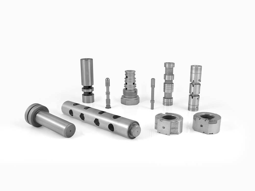 Valve and Piston Pump Components